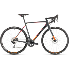 Cube Cross Race C:62 Pro Grey'n'Red